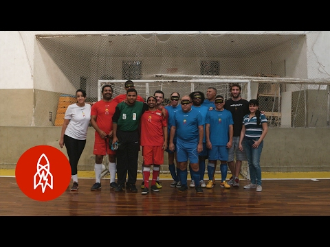 Hearing The Beautiful Game: Soccer Without Sight
