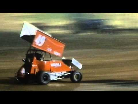 Paul Richards Hamlin Speedway 9-19-15