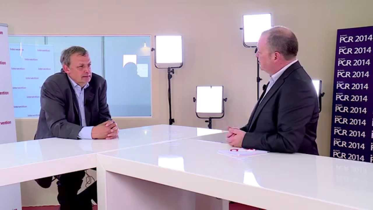 French Society of Interventional Cardiology interview - EuroIntervention