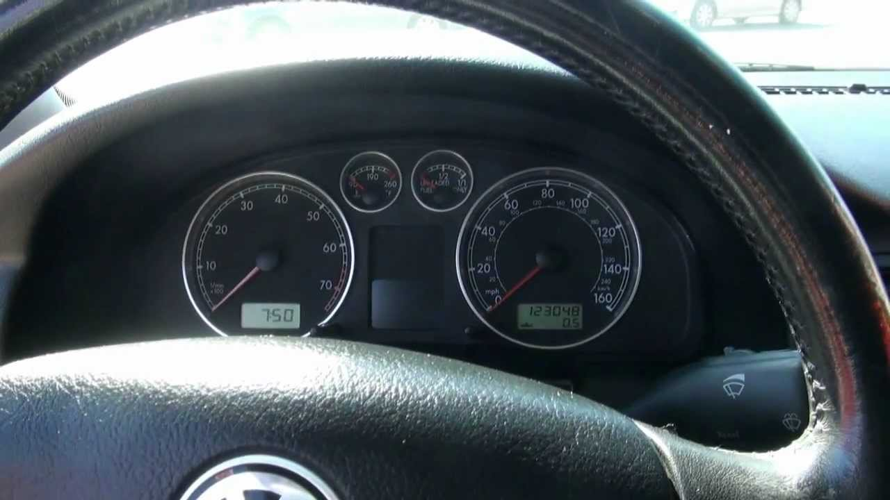 VW vw passat 2001 : 2001 Volkswagen Passat 2.8 GLX Sedan - YouTube