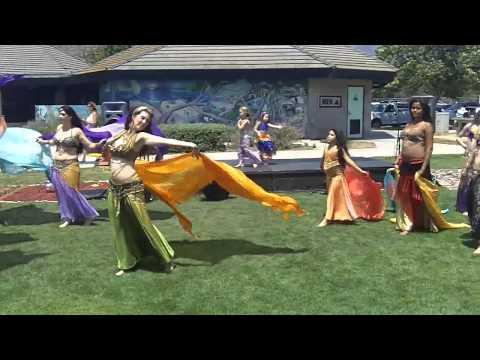 Melanie's Belly Dancers at Malibu Bluffs