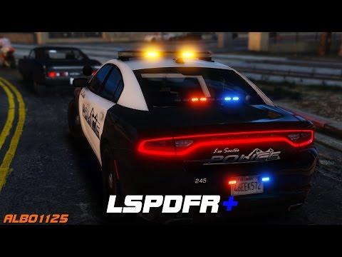 LSPDFR+ (Better Traffic Stops, Court System) - Script