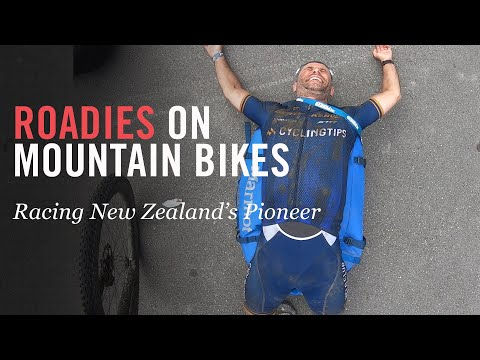 83772d2d3dc Roadies On Mountain Bikes | New Zealand's Pioneer MTB Race - YouTube