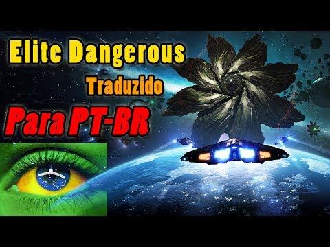 👽 Elite Dangerous em PT-BR Oficial!! - 2.4
