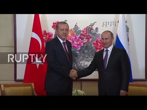 China: Putin and Erdogan talk energy, trade and tourism ahead of G20 summit