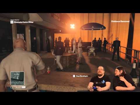 Hitman: PS4-Beta angespielt