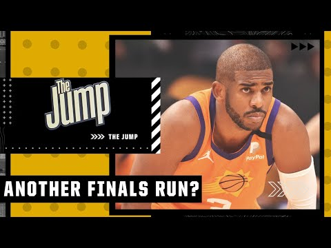 It'll be tough for the Phoenix Suns to win the West again – Richard Jefferson | The Jump