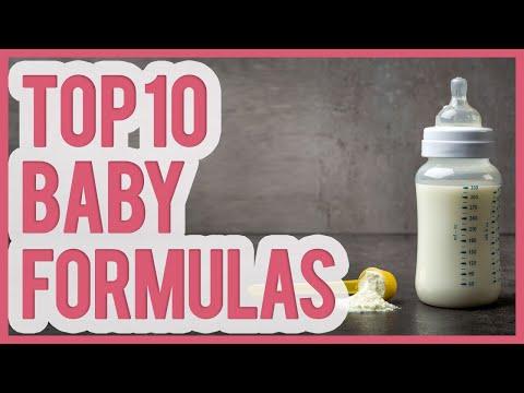 Best Baby Formula 2019 – TOP 10 Baby Formulas
