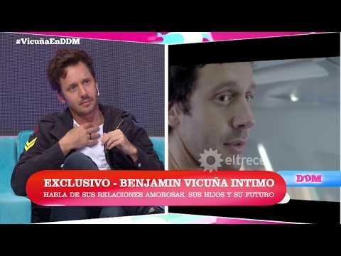 download Benjamín Vicuña habló de su hija Blanca, fruto de su relación con Pampita