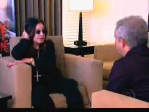 Entrevista: Ozzy Osbourne no Fantástico