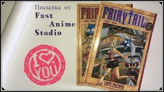 Fairy Tail / обзор манги Фэри теил