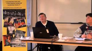 Richard Rieser – The Social Impact of Impairment and War in the Majority World
