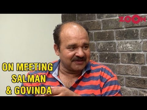 Dancing Uncle Sanjeev Talks About Meeting Salman Khan, Govinda, Madhuri Dixit & More