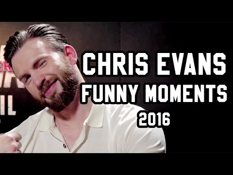 Thumbnail: Chris Evans Funny Moments 2016