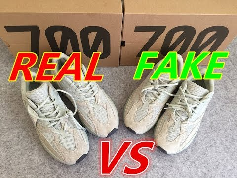 1a7ee27f16439 REAL VS FAKE YEEZY BOOST 700 SALT COMPARISON