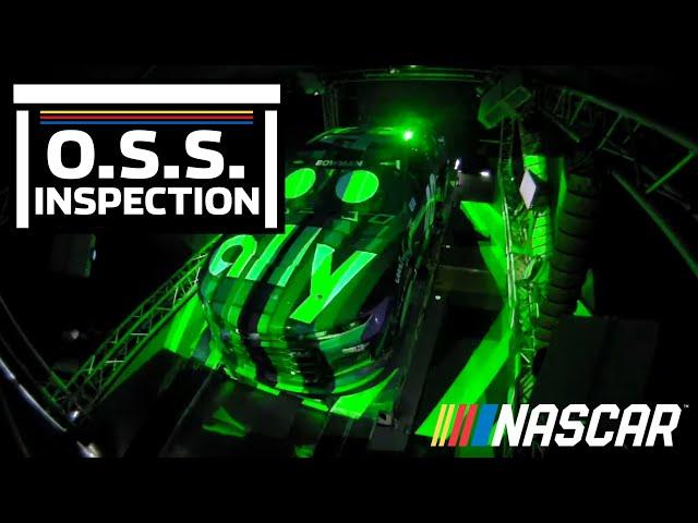 OSS Inspection | Texas All Star