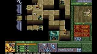 Blood & Magic DOS - Gameplay