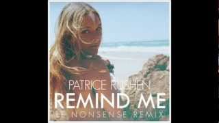 Patrice Rushen - Remind Me (Le Nonsense Remix)