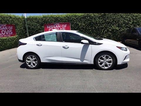 Lithia Nissan Of Fresno >> 2018 Chevrolet Volt Clovis, Selma, Fresno, Merced, Sanger ...