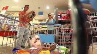 1 minuut GRATIS winkelen bij Albert Heijn
