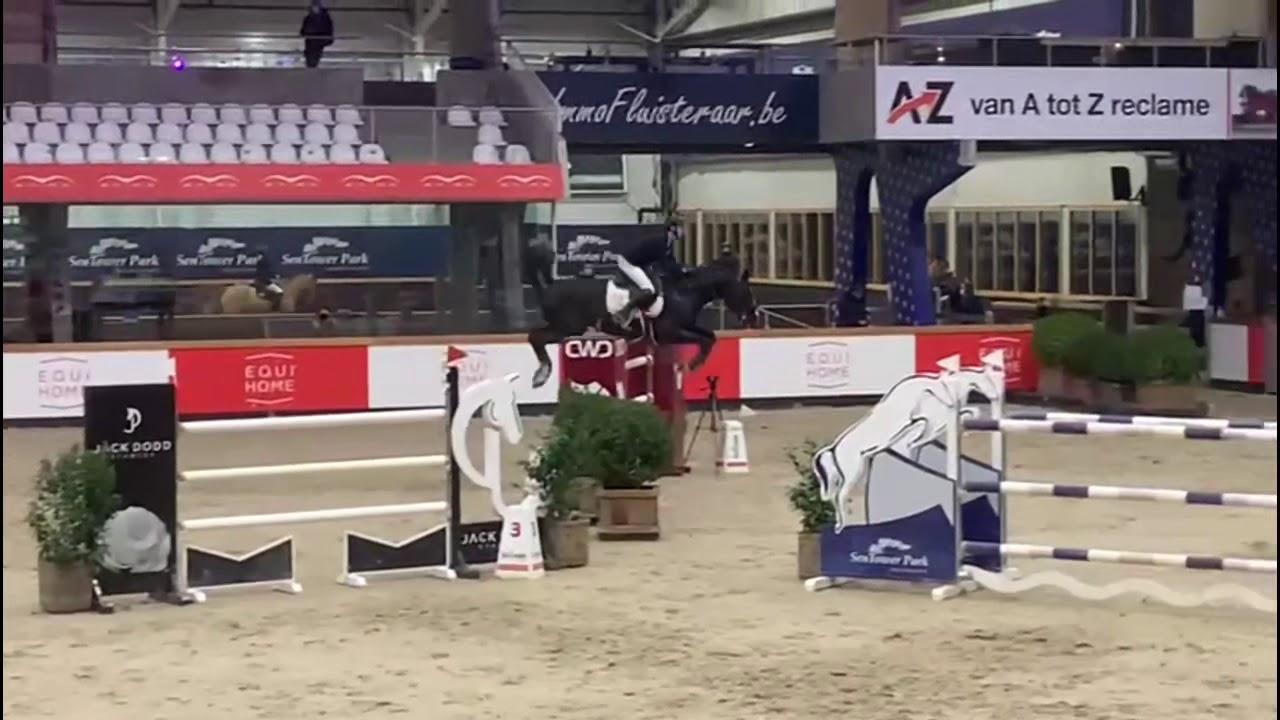 Feromas van beek z @Opglabbeek 2nd place 1m45