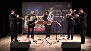 Quinteto Porto Alegre   W. C. Handy (Arr. Handerson), Beale Street Blues