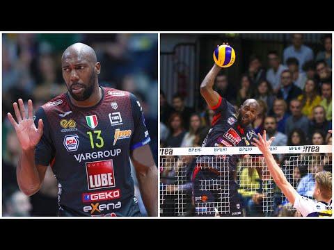 Spike - 389cm | Volleyball King Robertlandy Simon Aties (HD)