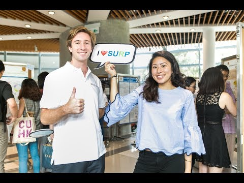 The Chinese University of Hong Kong – Summer Undergraduate Research Programme