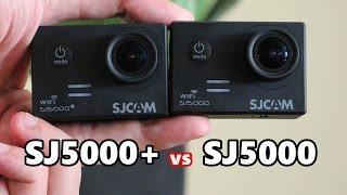 SJ5000 Plus (SJ5000+) vs SJ5000 ¿Cuál me compro?