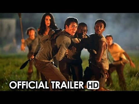 Download The Maze Runner Official Trailer #1 (2014) HD