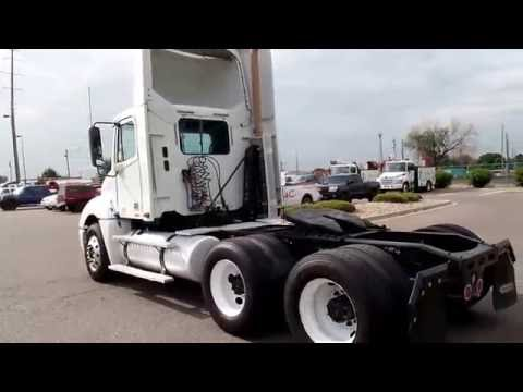 2009 Freightliner Columbia day cabs commercial trucks for sale stk#333547