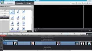 Using Wondershare DVD Slideshow Builder Deluxe