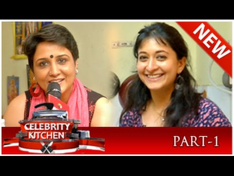 Celebrity Kitchen With Sindhu & Haritha - Part 1 (27/07/2014)
