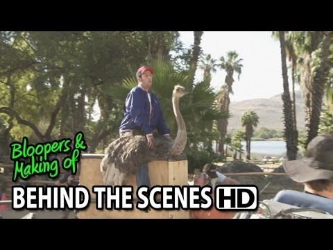 Blended (2014) Making of & Behind the Scenes (Part2/2)