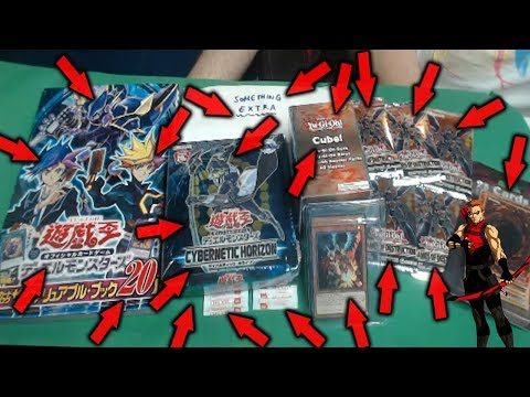 Japanese Fan Mail, Yugioh Cards, AND MORE RED ARROWS! - Hardleg Unboxing - May 2018