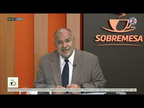 Sobremesa: Guillermo Sapag