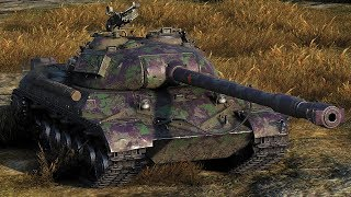 World of Tanks WZ-111 model 5A - 8 Kills 11,9K Damage