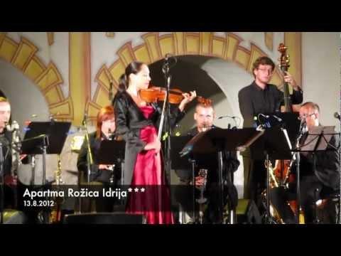 Apartma Rožica Idrija - Oto Pestner in Anja Bukovec + Orkester