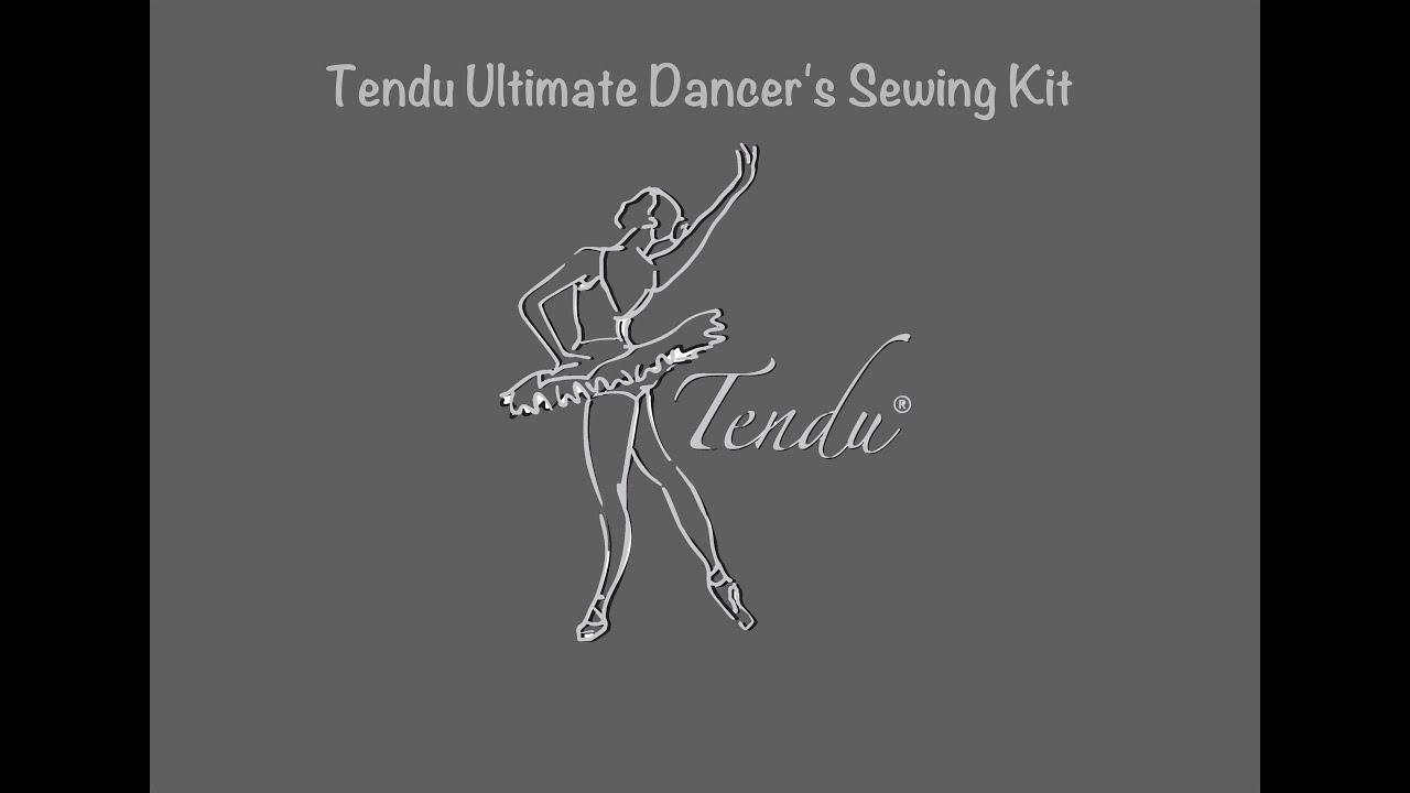 Tendu Ultimate Dancers Sewing Kit