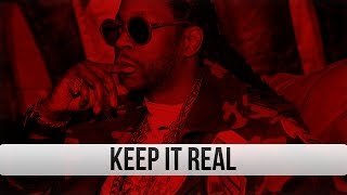 "2Chainz Lil Boosie Style Instrumental Rap Beat ""Keep It Real"" - SaruBeatz"