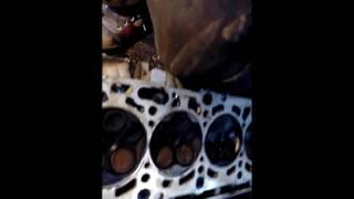 Стук двигателя Audi A8 D3 , и причина - ШАтУН ))