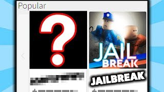 MORE POPULAR THEN JAILBREAK? (ROBLOX)