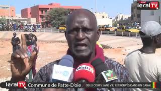 """Dr Siaka Coulibaly : """"On avait informé les autorités de la présence des victimes dans le canal"""""""