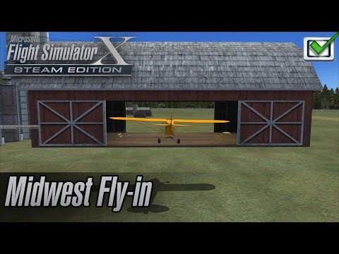 Microsoft Flight Simulator X: Steam Edition - Missions - Midwest Fly-in  