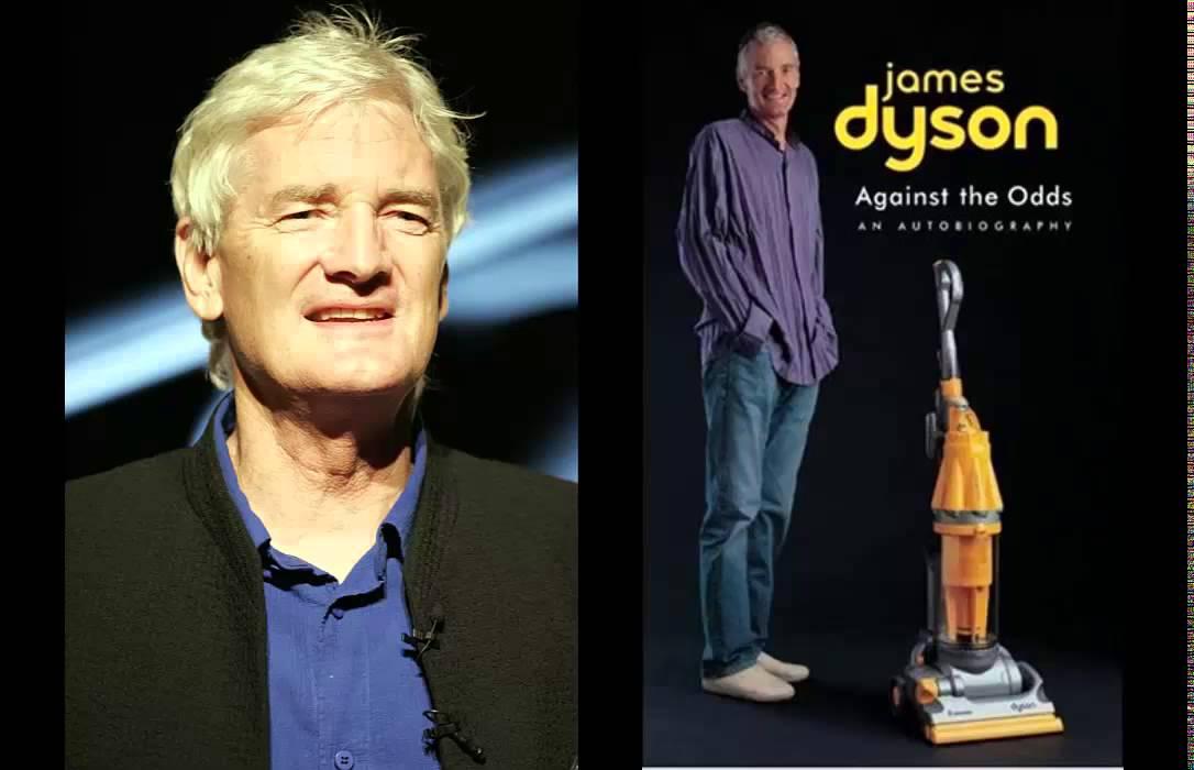 James dyson against the odds pdf dyson москва