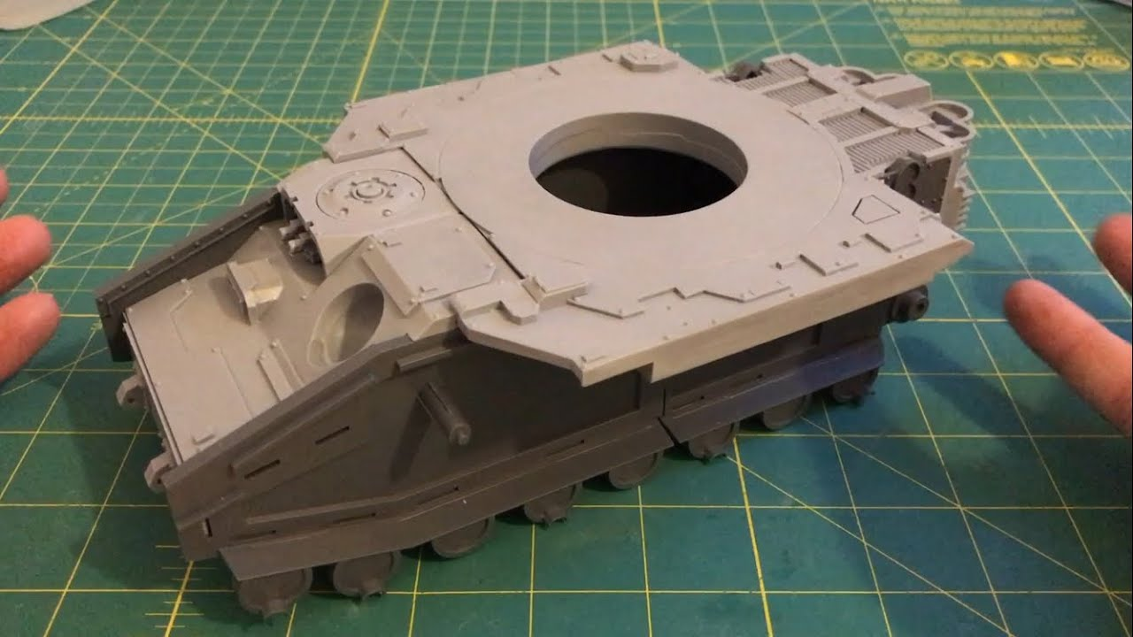 Legion Fellblade Build Guide Part 5: Body Building (Forge World, Horus  Heresy, WH40K)