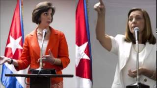Jacobson: US-Cuba Talks Are