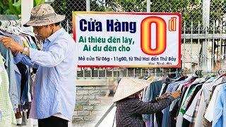 Câu chuyện người Sài Gòn tử tế với cửa hàng 0 đồng   dư đến cho, thiếu đến lấy - Guufood