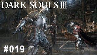 DARK SOULS 3 | #019 - Ritter, Ritter, böser Ritter | Let's Play Dark Souls 3 (Deutsch/German)