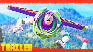 Toy Story 4 (2019) Disney Новий Офіційний Трейлер #4 Російська
